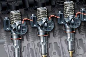 ремонт форсунок автомобиля
