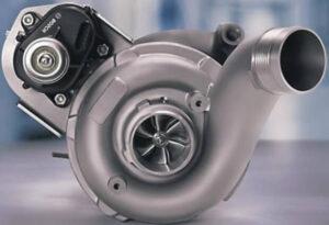 ремонт турбины автомобиля