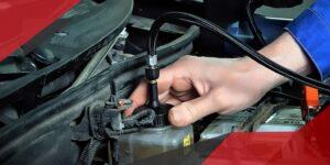 Замена тормозной жидкости авто в Николаеве
